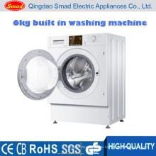 Vollautomatische Wohnungsgröße in Waschmaschine und Trockner eingebaut