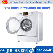 Full automatic apartment size built in washer and dryer