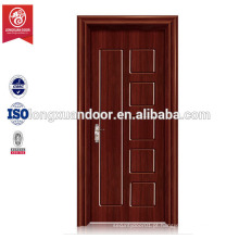 Porta da casa porta do quarto barato, design barato da porta de madeira
