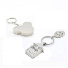 Promoção chaveiro usb metal usb flash memory pen drive