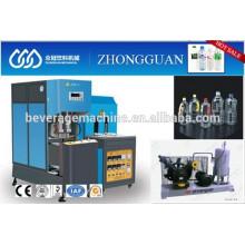 Haute qualité Semi automatique bouteille PET Machine de soufflage / souffleur