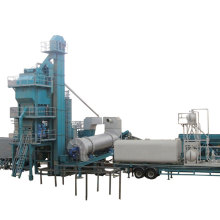 Environment Friendly LB1500 Stationary Asphalt Mixing Plant