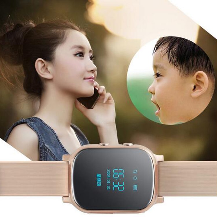 Two Way Talk Gps Watch