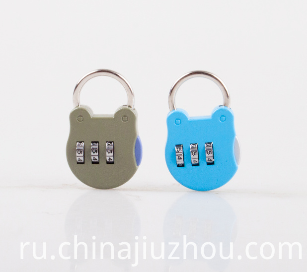 Small And Cute Zinc Alloy Code Lock