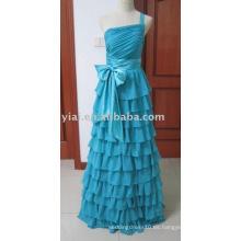 Nuevo vestido ED5642 del baile de fin de curso de la gasa de la llegada 2011