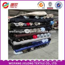 T / C 65 poliéster 35 sarga de algodón 21 s * 21 s 108 * 58 tc tela cruzada para el desgaste del trabajo, uniforme, tela textil hogar