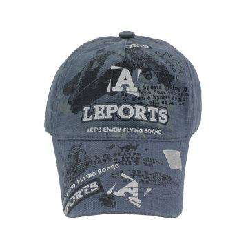 Baseball Cap with Printing Logo All Around Cap (GKA01-F00056)