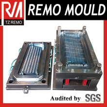 4 or 5 Layers Shoe Rack Plastic Injection Mold