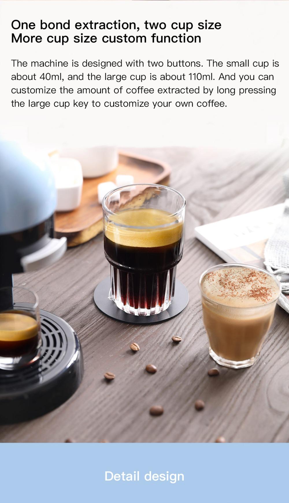 Xiaomi Smart Espresso Coffee Machine