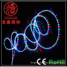 3 Wire LED Rope Light Outdoor Decoration