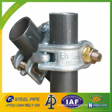 48.3*48.3 EN 74 Galvanized Steel Swivel Coupler