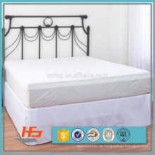 Bettwanzenbeweis und wasserdichte Matratzenauflage