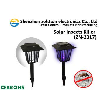Alto controle de pragas insetos insetos solar ZN-2017