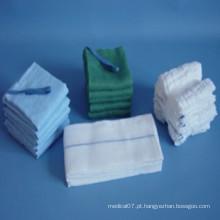 Esponja não estéril 100% algodão BP Qualidade
