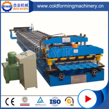 Glazed Roof Tile Cold Rolling Forming Machine