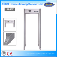 Original Factory High Sensitivity Walk Through Metal Detector