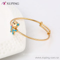 61114- Xuping New design Fashion Baby Jewelry Set with 18K Gold Plated
