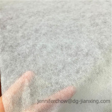 Double dotted nonwoven interlining