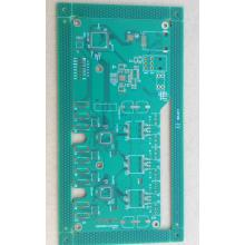4 layer 0.8mm matt green solder PCB