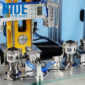 Automatic Needle Coil Winder for BLDC in Slot Stator