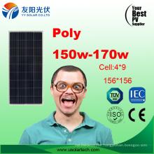 150W-170W Best Price Solar Panel in Stock