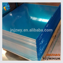 Aluminio grado y tratamiento superficial recubierto hoja de aluminio