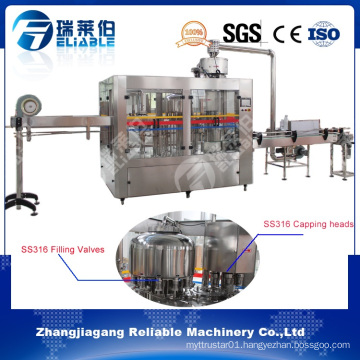 Complete Drinking Water Bottling Line Equipment