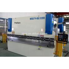Professional Factory WC67Y-160 cnc hydraulic press brake