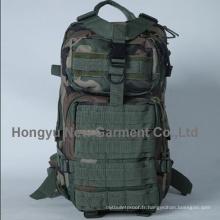 Sac de corps militaire de qualité supérieure, Sac à dos tactique militaire de camouflage (HY-B063)