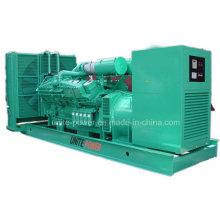 Generador diesel 1500kVA accionado por el motor CUMMINS