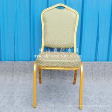 Chaises en aluminium utilisées dans le mariage et l'hôtel (YC-ZL22-07)