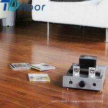 Plancher de vinyle de PVC de Click de 4mm avec le système de clic