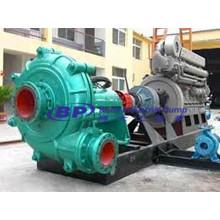 China Alta desgaste Abrasion Gravel Pump Fabricante