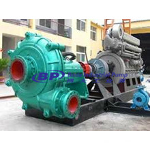 China Alta Wear Abrasion Gravel Pump Fabricante