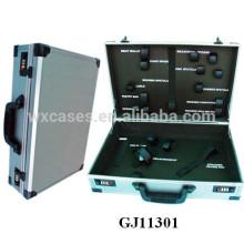 2014 starke & portable Aluminium Case mit Tools Store Werkzeugsystem innen