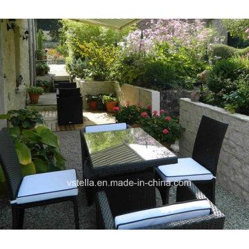 Modelo Pátio Nice Garden Rattan Wicker Móveis