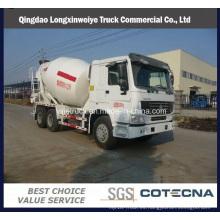 2016 camión mezclador de Sinotruk HOWO 336HP 6X4 Qdz5250gjba