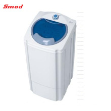 5KG Spin Capacity Single Tub Mini Portable Spin Clothes Dryer With Optional Colors