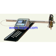 Portable cnc plasma and oxyacetylene flame cutting machine
