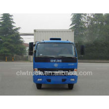 Alta qualidade Dongfeng van para venda, 18000 Litros Container Truck