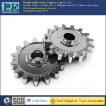 China high precision custom cnc top grade gears for auto parts