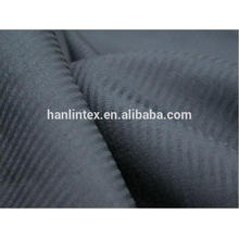 Tecido em espinha de poliéster / algodão para traje ou para vestuário