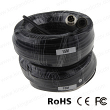 15 Meter 4 Pin Aviation Connector Extension Cable