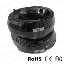 15-миллиметровый 4-контактный удлинительный кабель для авиационного разъема