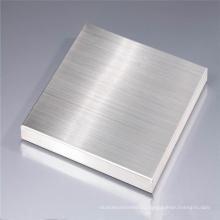 316 feuilles / plaques de miroir d'acier inoxydable avec le film de laser