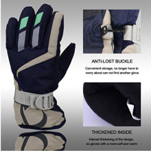 Professionelle warme Eishockey-Handschuhe Winter Outdoor-Sport