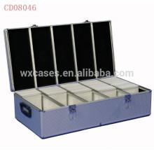 qualitativ hochwertige & starke 1000 CD Datenträger CD Aluminiumkoffer Großhandel