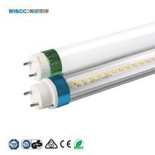 5 Years Guarantee Residential Warehouse Aluminum PC Fluorescent 2Ft 3Ft 4Ft 5Ft Fluorescent T8 Led Tube Light