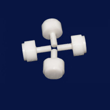 Good Corrosion Resistance Alumina Ceramic Cap Screw