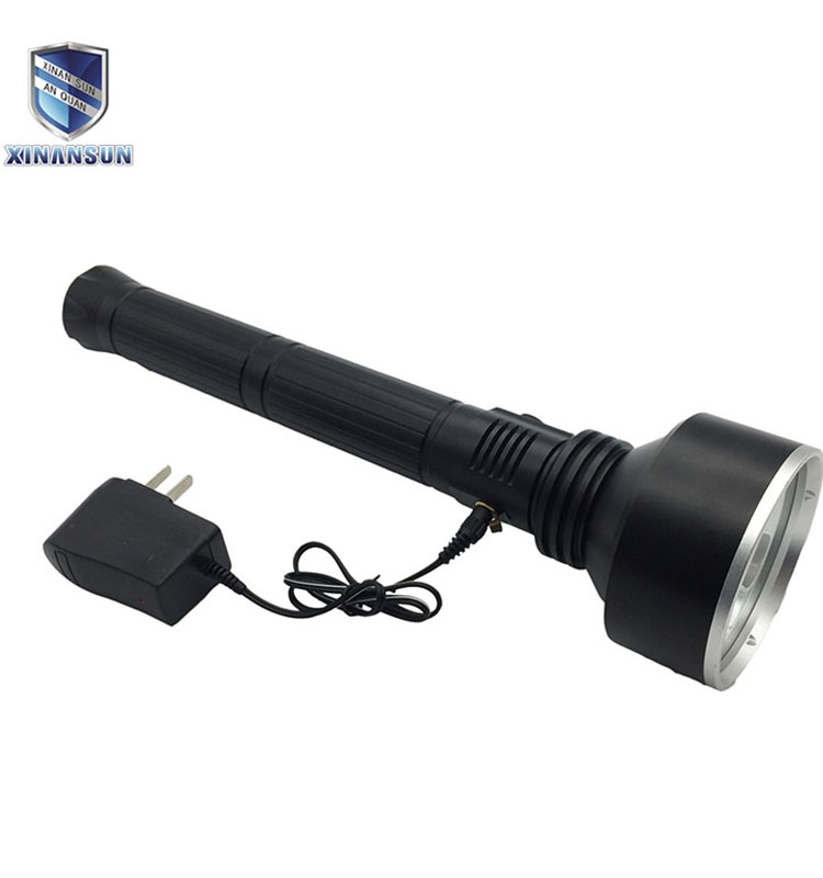 Aluminium Led Strong Flashlight